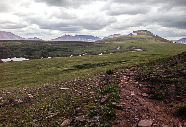 Bald Mountain Ridge