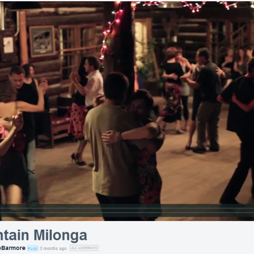 The Wasatch Tango Club Mountain Milonga