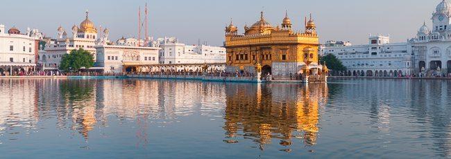 Amritsar Panorama