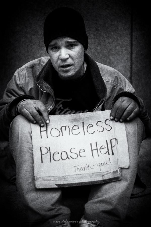 Homeless Mark