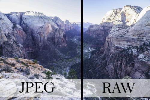 RAW vs JPG