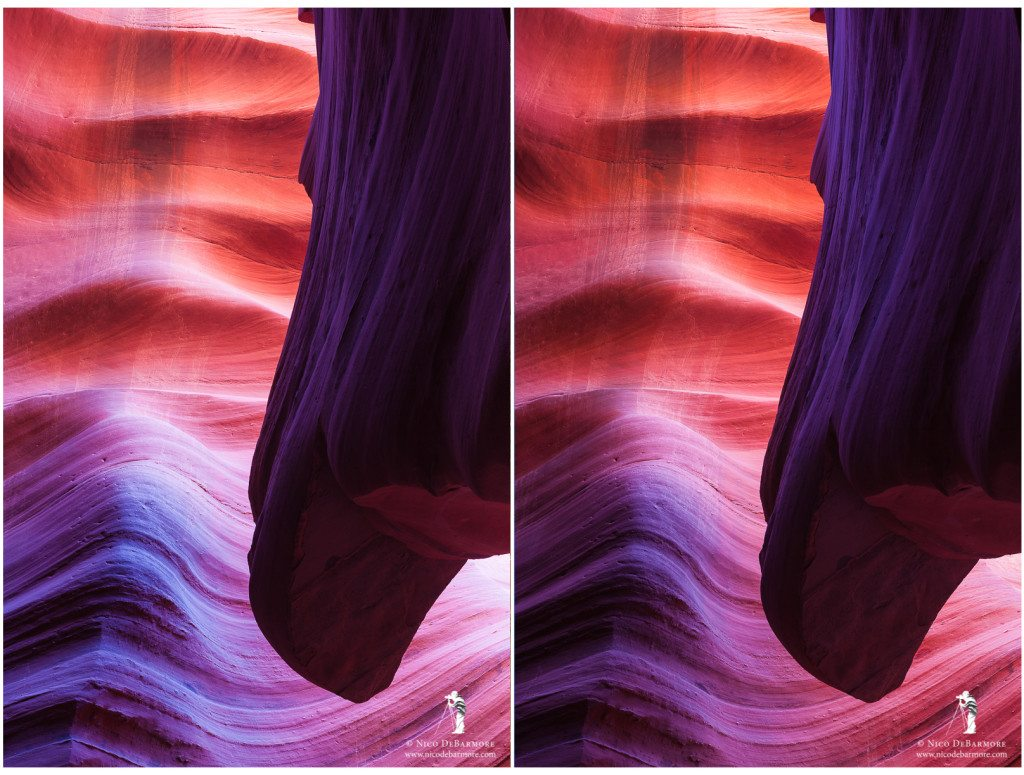 Polarizer Antelope Canyon