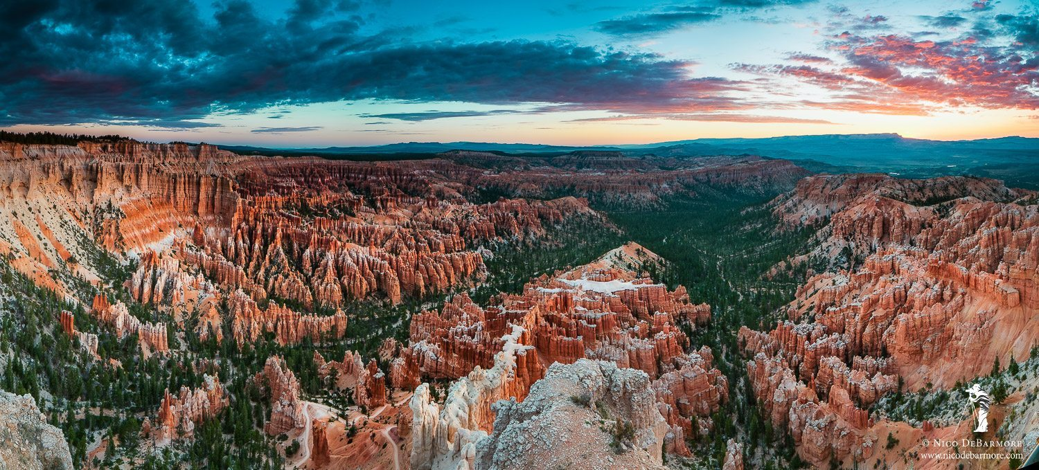 Bryce Canyon Morning Soft Light