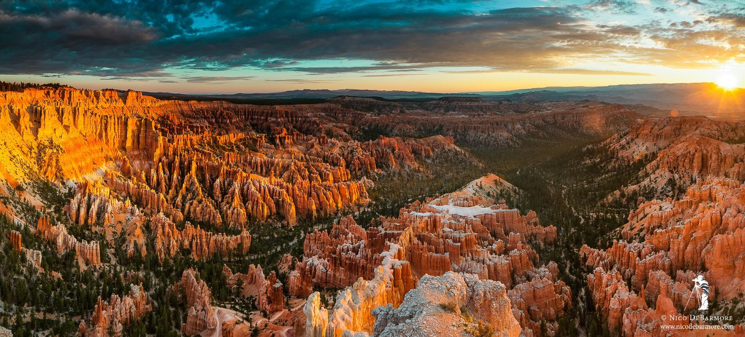 Bryce Canyon Orange Glow