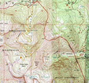 Timpanogos Map