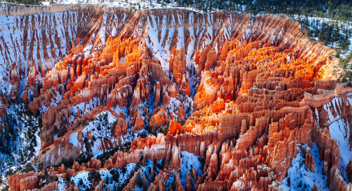 Bryce Canyon Aerial Photography