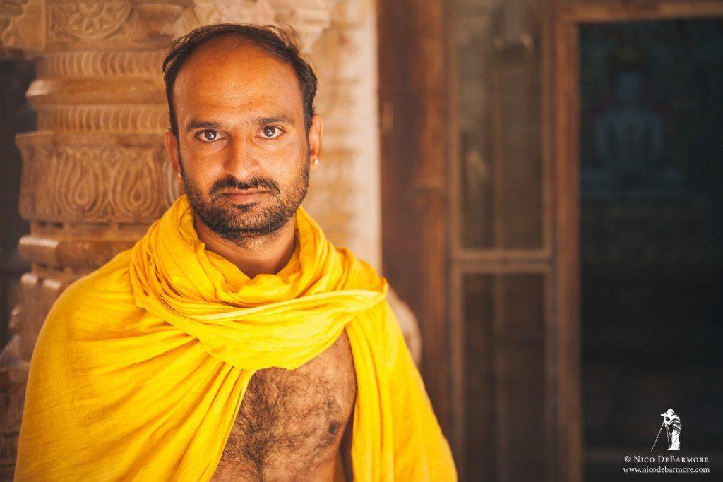 Jain Monk