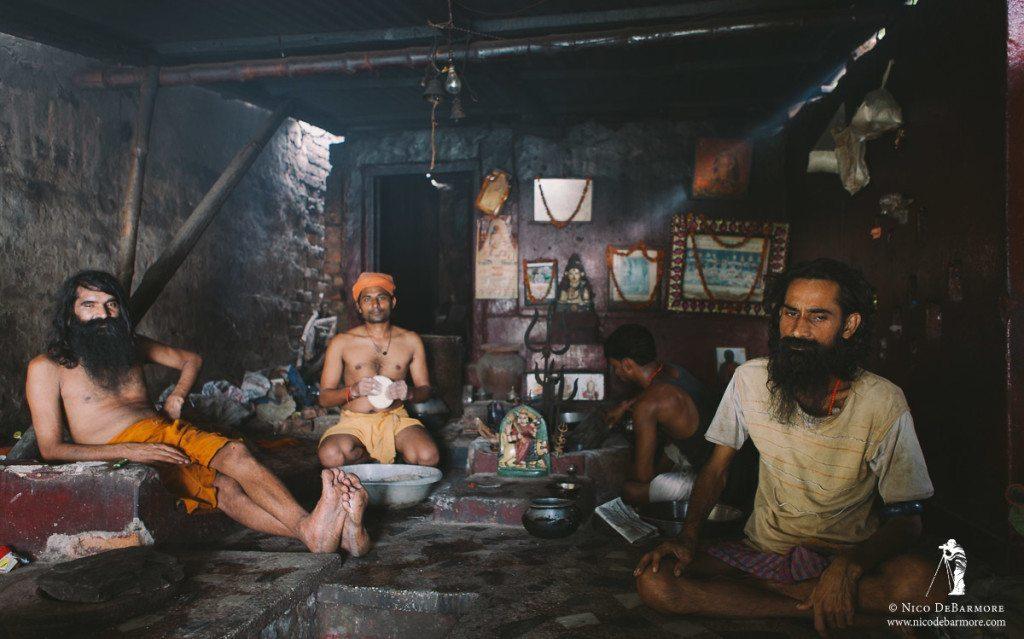 Sadhu Hideout